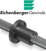 12.5mm ø Leadscrew Shaft
