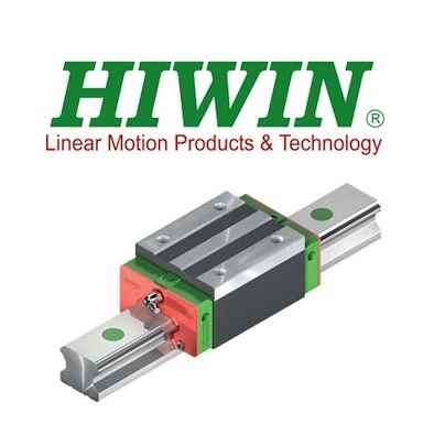 Hiwin HG Series Linear Rails