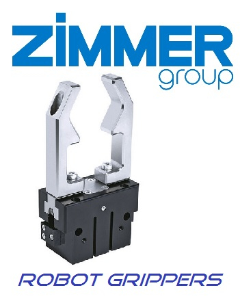 Robot Grippers - Zimmer Group