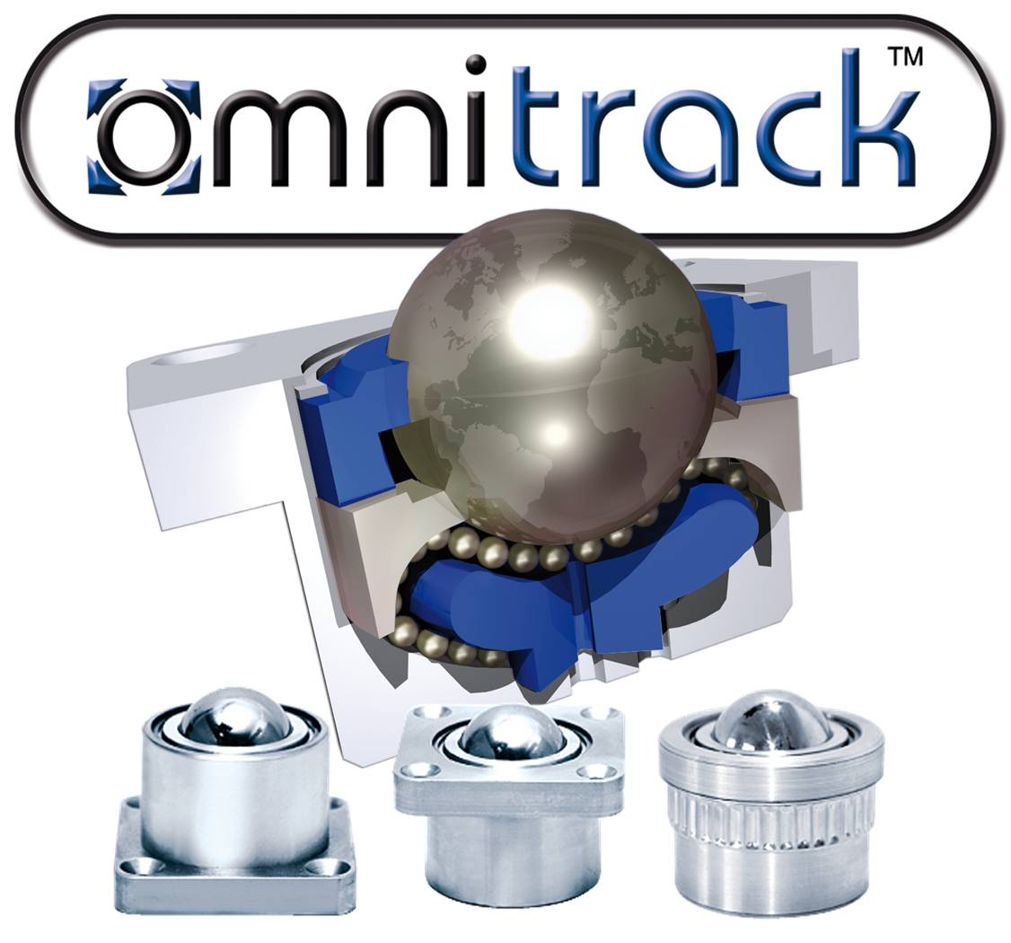 Ball Transfer Units - Omnitrack