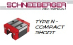 Schneeberger BMW 20-N-G3 V1 Carriage standard Low Preload