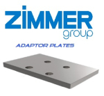 Zimmer PMC12/2 Adaptor Plate