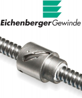 8mm Ballscrew Shaft