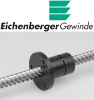 6.35mm ø Leadscrew Shaft